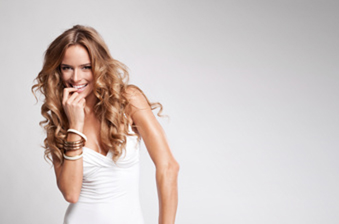 Coiffure tendance : le wavy pretty hair