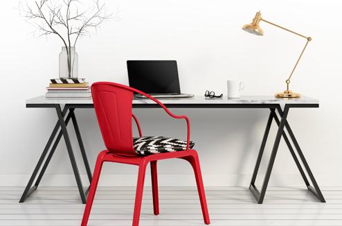 des id es astucieuses pour cr er son coin bureau darty vous. Black Bedroom Furniture Sets. Home Design Ideas