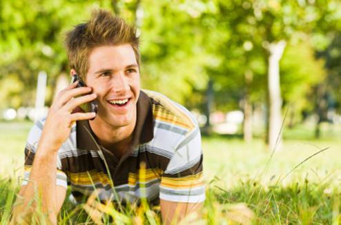 Téléphone mobile : utilisation extérieure
