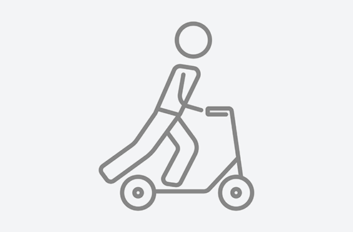 Concept mobilité électrique