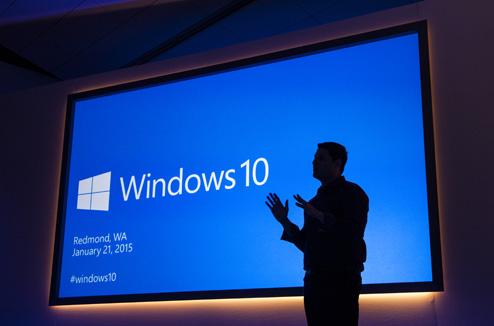 Conférence Microsoft Windows 10
