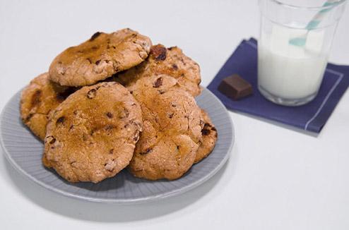 Cookies minutes avec le combiné Whirlpool