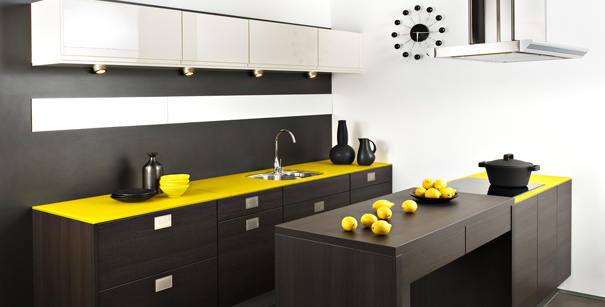 cuisine quelle couleur associer avec le bois darty vous. Black Bedroom Furniture Sets. Home Design Ideas