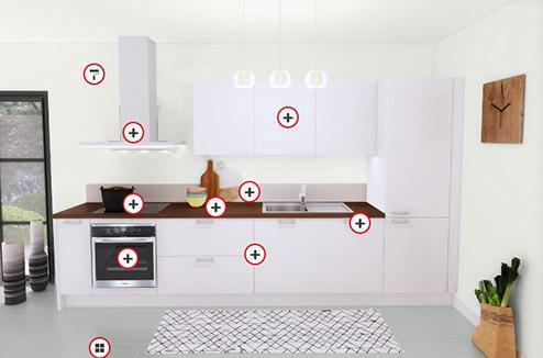 Imaginez votre cuisine en i