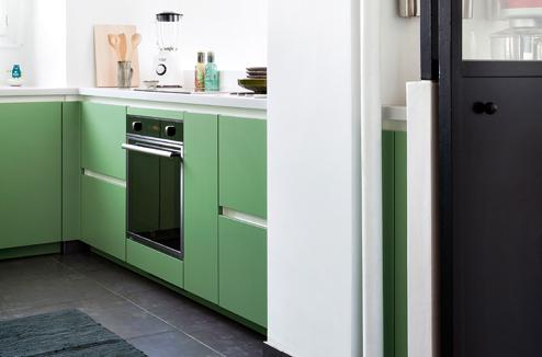 Cuisine sur mesure darty un portrait une cuisine sp cial petits espaces - Cuisine sur mesure darty ...