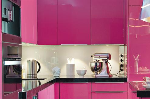 Cuisine la tendance color e darty vous for Deco cuisine coloree