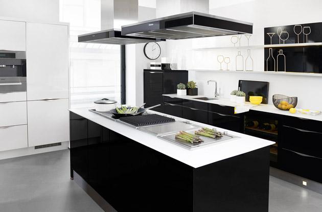 Envie d 39 une cuisine ouverte sur le salon darty vous for Grande cuisine ouverte sur salon