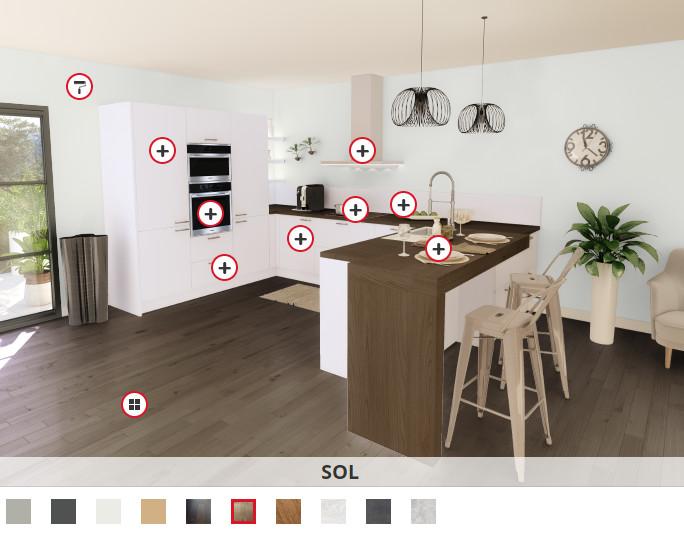 Configurez Virtuellement Votre Future Cuisine Darty Vous