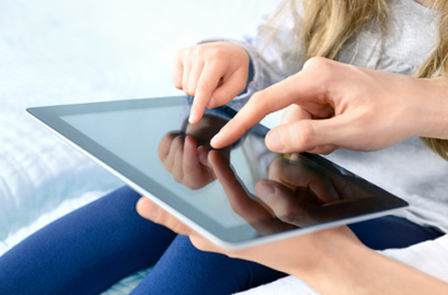 Prise en main d'une tablette tactile