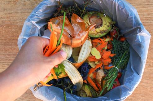 Cuisine zéro-déchet et déchets alimentaires