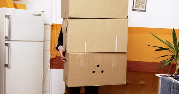 je déménage, quelles précautions pour ne pas abîmer mon frigo