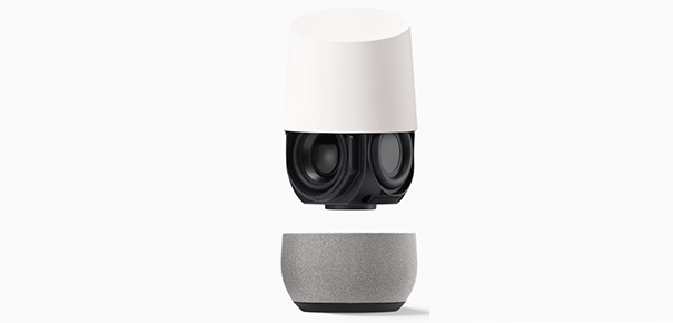 Design de Google Home