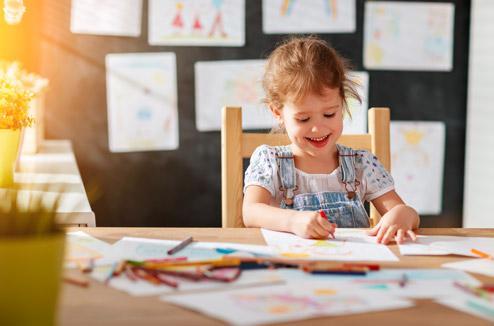 L'invasion des dessins d'enfant