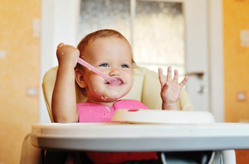Puériculture : l'alimentation de bébé