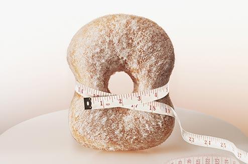 Donuts allégé