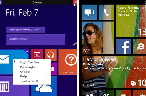 Microsoft Build 2014 : nouveauté Windows et Windows Phone