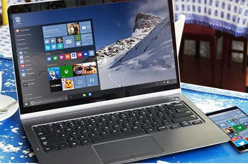 Dossier spécial sortie de Windows 10