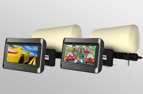 DVD portable double écrans Next Base