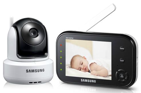 Écoute bébé vidéo Samsung SEW 3037