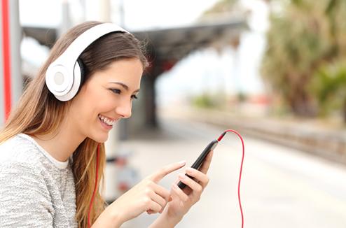 Ecouter des livres audio