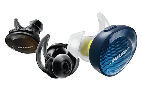 Les écouteurs Bose SoundSport Free Wireless