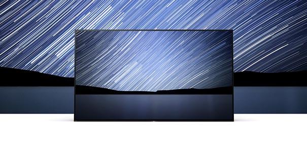 tv sony a1 le premier t l viseur oled sony darty vous. Black Bedroom Furniture Sets. Home Design Ideas