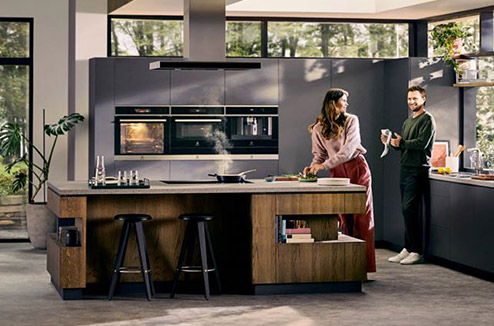Electrolux gamme Intuitive