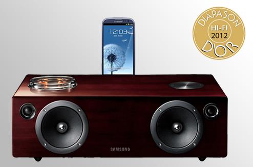 L'enceinte Samsung DA-E750