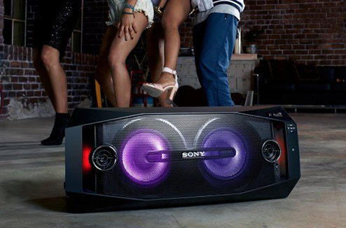 Enceinte bluetooth Ghetto-Blaster Sony