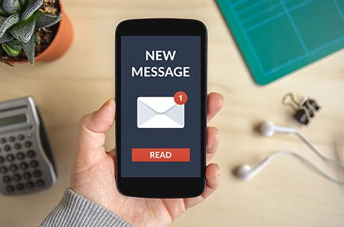 Envoyer et recevoir des MMS sur son téléphone