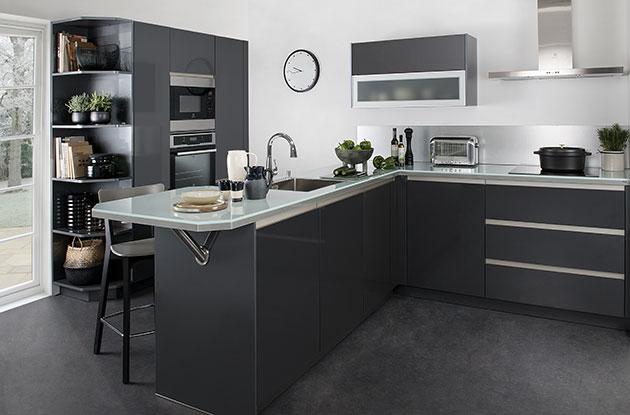 cuisine ouverte 5 id es pour d limiter l 39 espace darty vous. Black Bedroom Furniture Sets. Home Design Ideas