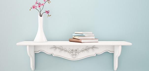 5 astuces pour mettre des rangements quand on ne peut pas percer darty vous. Black Bedroom Furniture Sets. Home Design Ideas
