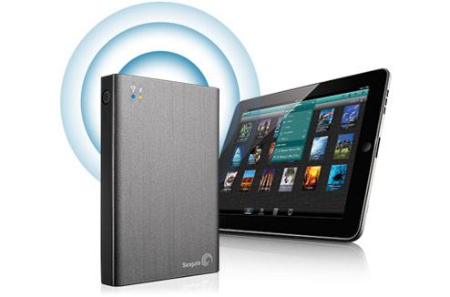 Étendre la mémoire de sa tablette avec un disque dur