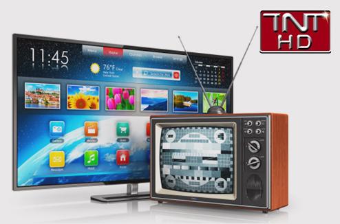 L'évolution des TV