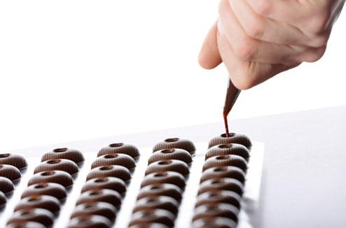 Faire ses chocolats à la maison