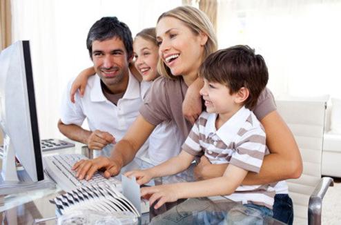 PC de bureau : famille