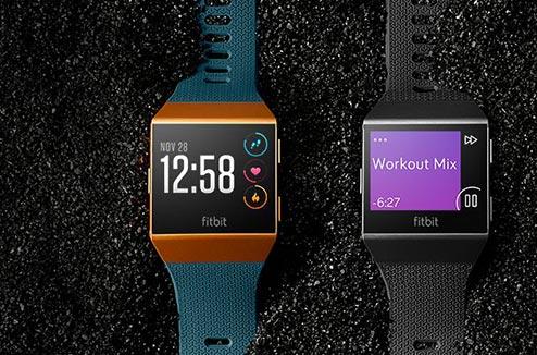 Test de la Fitbit Ionic