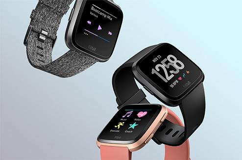 La montre connectée Fitbit Versa