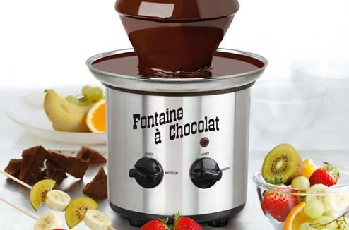Fontaine à chocolat Siméo