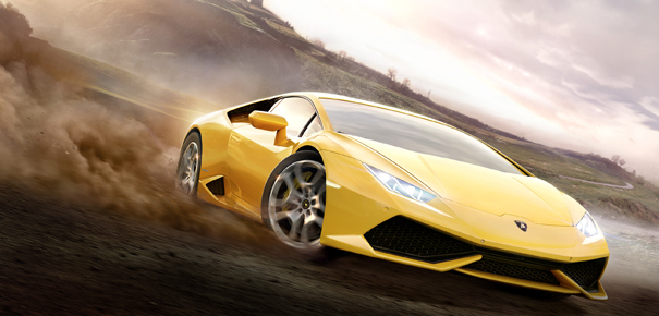 Forza Horizon 2 sur Xbox One