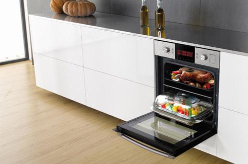 four a induction maison accessoire cuisine inox. Black Bedroom Furniture Sets. Home Design Ideas