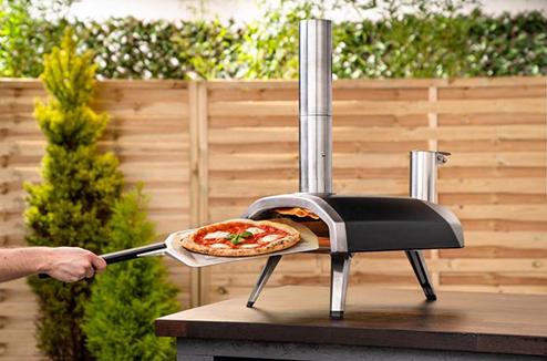 Four à pizza Ooni Fyra 12