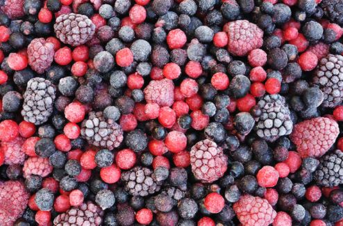 Fruits congelés ou surgelés quelle différence ?