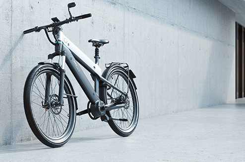 Vélo Flluid de Fuell