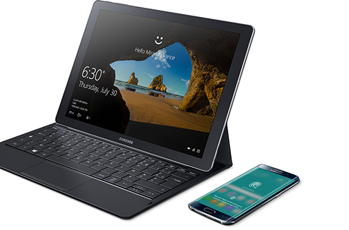 Tablette hybride Samsung Tab Pro S Windows 10 Zoom - Darty & Vous