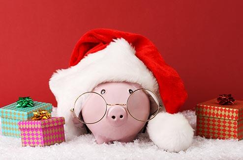 Gérer le budget de Noël