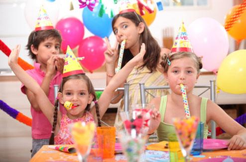 Goûter anniversaire enfants