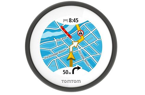 GPS pour 2 roues TomTom Vio