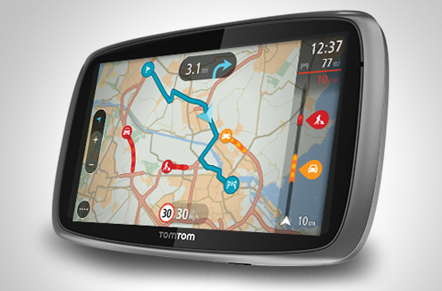 Le GPS TomTom GO 600