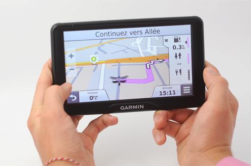 GPS Garmin taille XXL